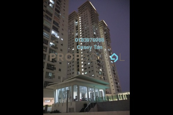 For Rent Serviced Residence at Maxim Citilights, Sentul Freehold Semi Furnished 3R/2B 1.2k