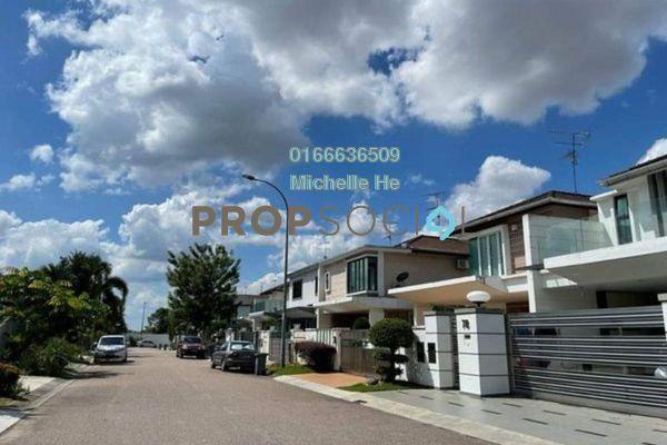 Semi-Detached For Sale in Adda Heights, Tebrau Freehold Semi Furnished 4R/4B 1.15m