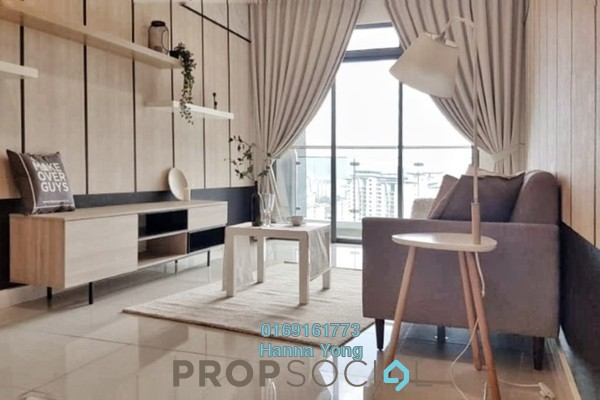 For Rent Condominium at Vivo Residential @ 9 Seputeh, Old Klang Road Freehold Fully Furnished 3R/2B 3.3k