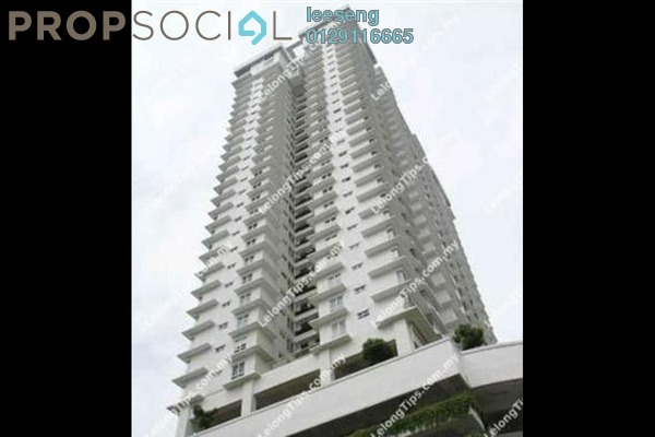 Condominium For Sale in The Orion, KLCC Freehold Unfurnished 0R/0B 535k