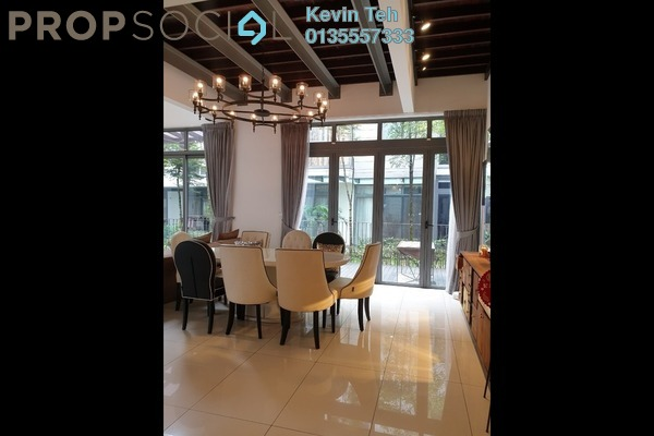 Condominium For Rent in The Breezeway, Desa ParkCity Freehold Fully Furnished 4R/4B 11k