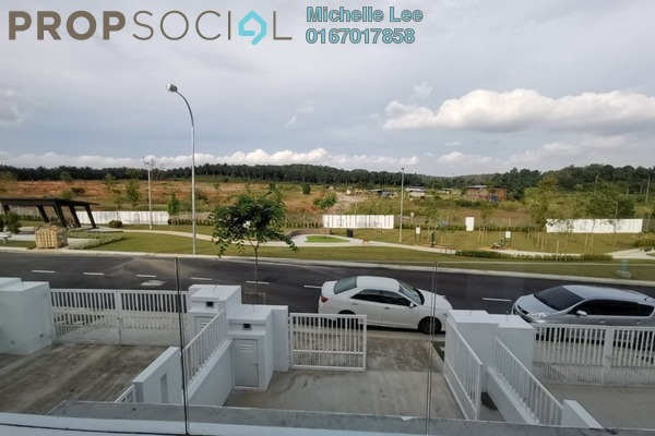 Terrace For Sale in Luciana, Setia Eco Gardens Freehold unfurnished 4R/3B 600k