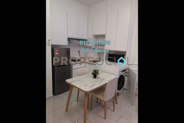 For Rent Condominium at Arte Mont Kiara, Dutamas Freehold Fully Furnished 1R/2B 1.9k