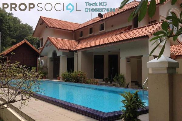 For Rent Bungalow at Mutiara Homes, Mutiara Damansara Freehold Semi Furnished 6R/6B 12k
