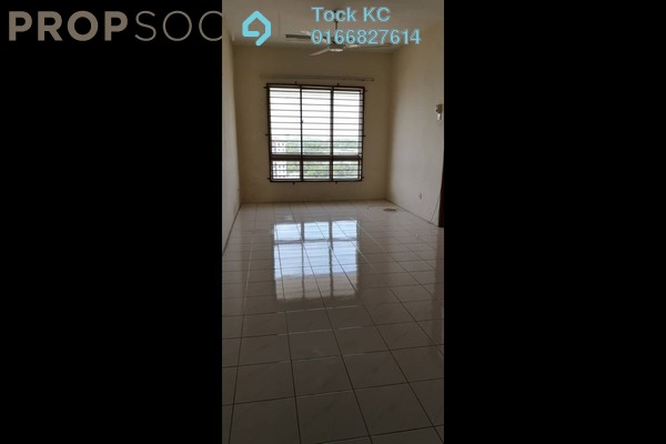For Sale Condominium at Vista Impiana Apartment, Seri Kembangan Leasehold Unfurnished 1R/1B 138k