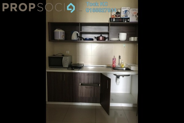 For Sale Condominium at The Arc, Cyberjaya Freehold Fully Furnished 3R/2B 320k