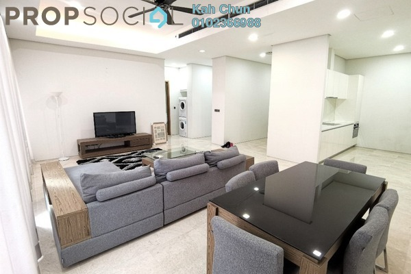 Condominium For Rent in Vipod Suites, KLCC Freehold Fully Furnished 3R/2B 5k