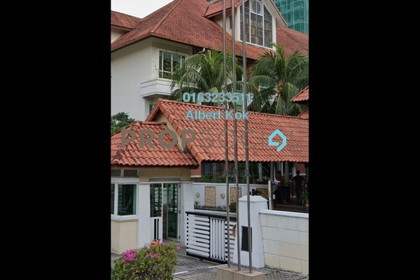 Condominium For Rent in 327 Persiaran Ritchie, Ampang Hilir Freehold Fully Furnished 3R/4B 12.5k