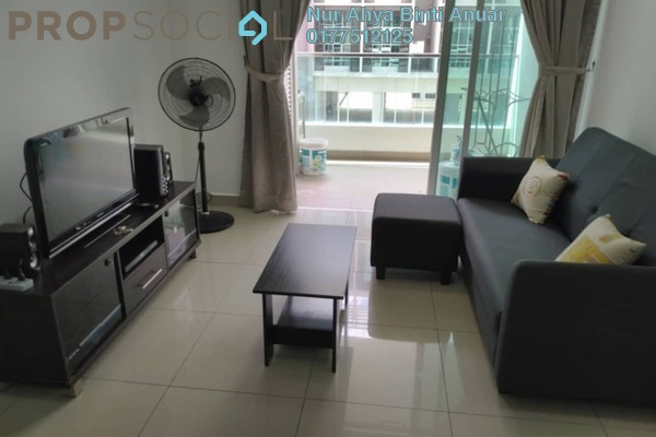 Condominium For Rent in Mutiara Ville, Cyberjaya Freehold Fully Furnished 3R/2B 1.6k