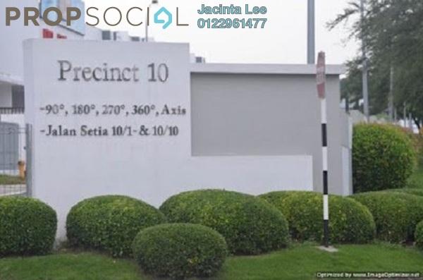 Terrace For Sale in Setia Indah, Tebrau Freehold Semi Furnished 5R/3B 460k