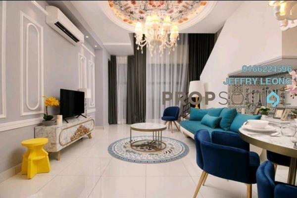 For Rent Duplex at Arte Mont Kiara, Dutamas Freehold Fully Furnished 2R/2B 3.5k