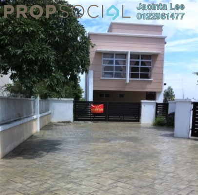 Bungalow For Sale in Taman Tasik Prima, Puchong Leasehold unfurnished 6R/7B 1.25m