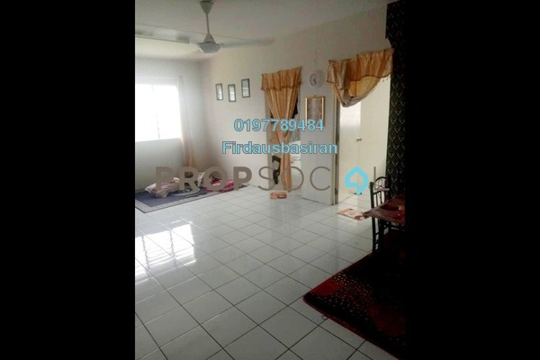 For Sale Apartment at Section 17, Shah Alam Freehold Unfurnished 2R/1B 170k