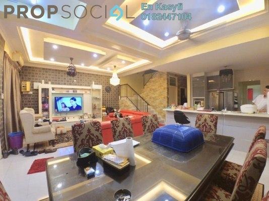 For Sale Semi-Detached at Impiana Villa, Nilai Freehold Semi Furnished 4R/3B 680k