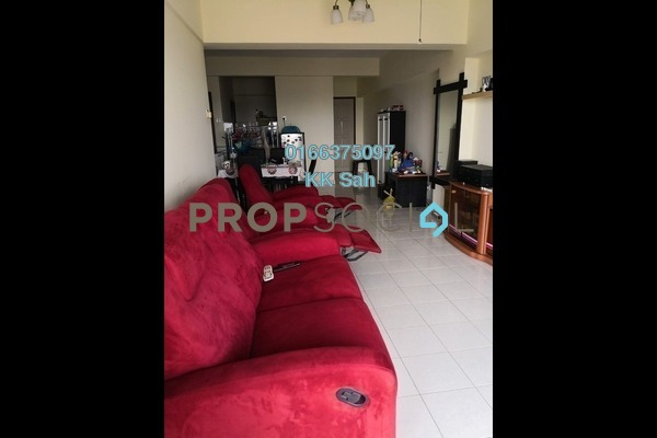 For Sale Apartment at Plaza Indah, Kajang Freehold Fully Furnished 3R/2B 265k