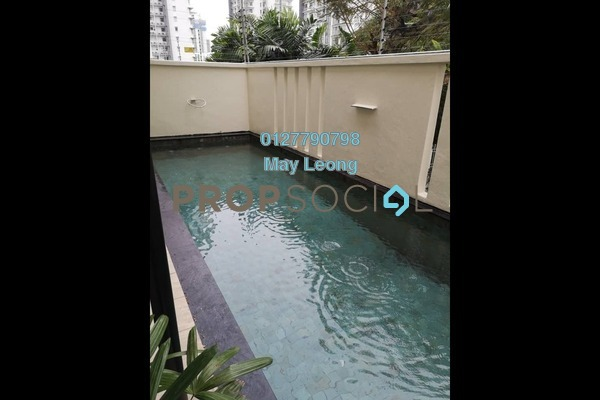 Semi-Detached For Sale in Amarin Kiara, Mont Kiara Freehold Semi Furnished 4R/5B 3.98m