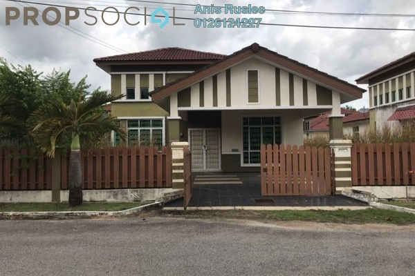 For Sale Bungalow at Taman Krubong Permai, Melaka Freehold Unfurnished 4R/2B 595k
