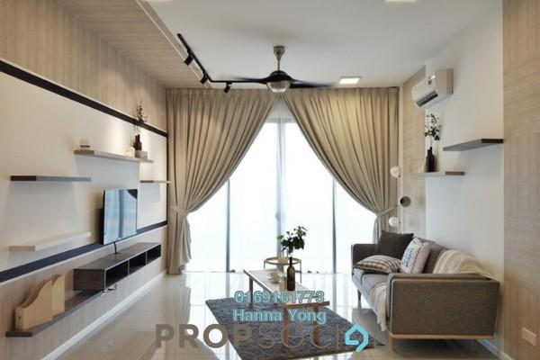 For Rent Condominium at Anjali @ North Kiara, Segambut Freehold Fully Furnished 3R/2B 4.7k