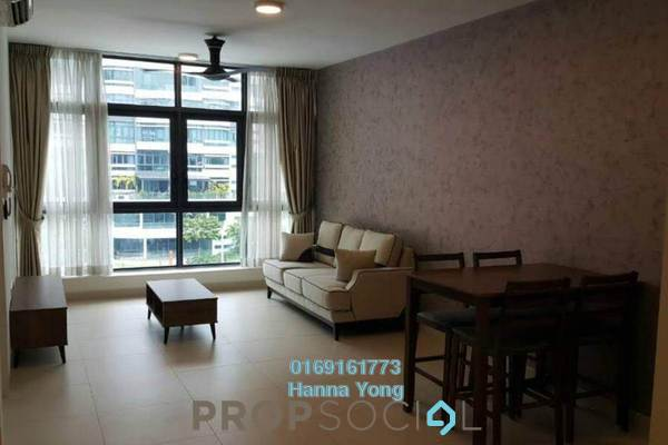 For Rent Serviced Residence at AraGreens Residences, Ara Damansara Freehold Fully Furnished 2R/1B 2.1k