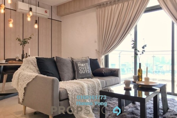 For Rent Condominium at Vivo Residential @ 9 Seputeh, Old Klang Road Freehold Fully Furnished 3R/2B 3k