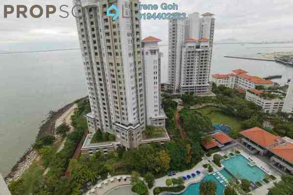 For Rent Condominium at Quayside, Seri Tanjung Pinang Freehold Fully Furnished 1R/2B 4.1k