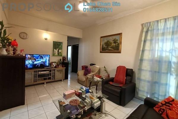 Condominium For Sale in Villa Kejora, Relau Freehold Semi Furnished 3R/2B 275k