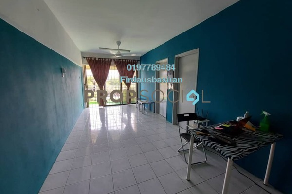 For Sale Apartment at Perdana Apartment, Shah Alam Freehold Unfurnished 3R/2B 260k