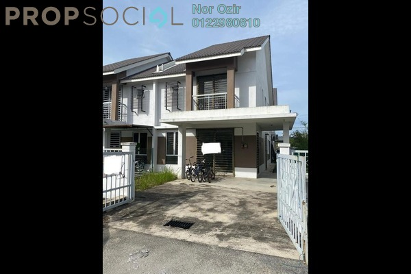 Semi-Detached For Sale in Jalan Ambang Suria, Bandar Puncak Alam Freehold Unfurnished 4R/3B 490k