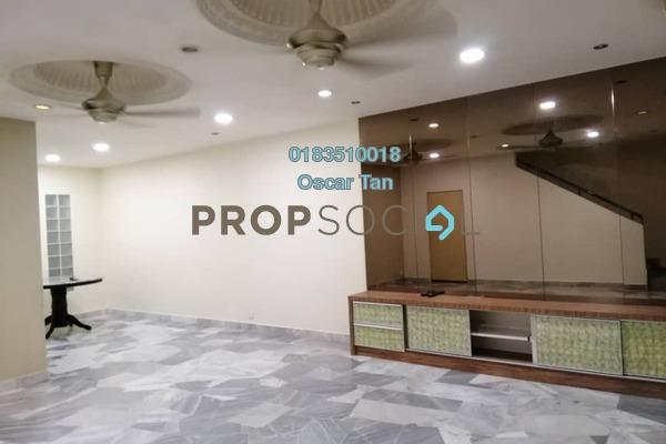 Terrace For Rent in Taman Sri Bintang, Kepong Freehold Semi Furnished 4R/3B 1.8k