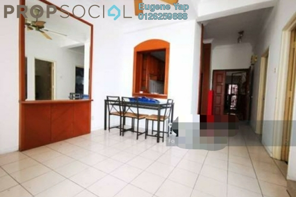 Condominium For Sale in Amandari, Segambut Freehold Semi Furnished 4R/3B 600k
