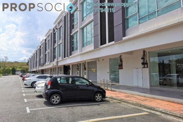 For Rent Shop at CI Medini, Iskandar Puteri (Nusajaya) Freehold Unfurnished 0R/0B 2k