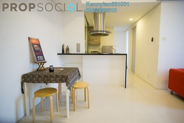 Condominium For Rent in The Capers, Sentul Freehold Fully Furnished 2R/2B 1.9k