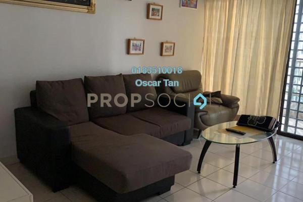 For Rent Condominium at Sri Putramas I, Dutamas Freehold Fully Furnished 3R/2B 1.3k