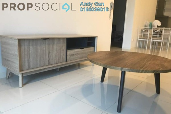 Serviced Residence For Rent in EcoSky Residence, Kuala Lumpur Freehold Fully Furnished 2R/2B 1.79k