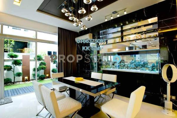 For Sale Bungalow at Setia Eco Park, Setia Alam Freehold Fully Furnished 5R/5B 2.99m