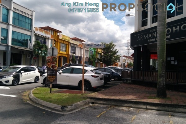 Shop For Sale in Tiara Square Business Centre, UEP Subang Jaya Freehold Unfurnished 0R/0B 1.55m