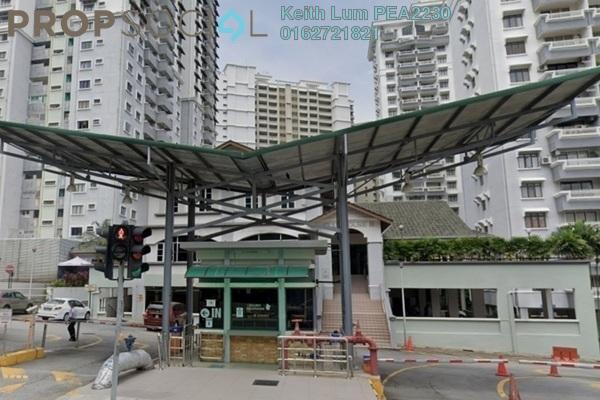 For Rent Condominium at Vista Komanwel, Bukit Jalil Freehold Fully Furnished 3R/2B 1.6k