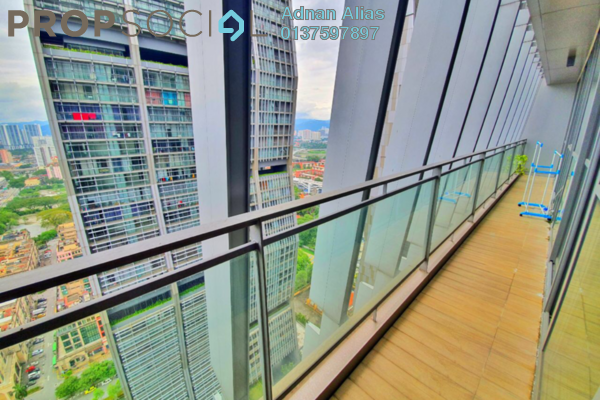 Condominium For Sale in The Fennel, Sentul Freehold Fully Furnished 3R/3B 775k