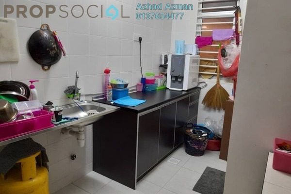 For Rent Condominium at BSP 21, Bandar Saujana Putra Freehold Unfurnished 3R/2B 1.3k