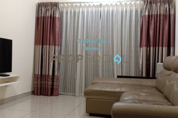 Condominium For Rent in OUG Parklane, Old Klang Road Freehold Fully Furnished 3R/2B 1.4k