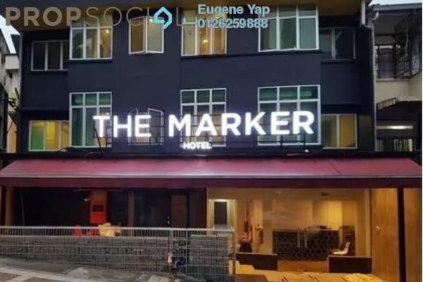 Shop For Sale in Jalan Berangan, Bukit Bintang Freehold Semi Furnished 30R/0B 9.5m