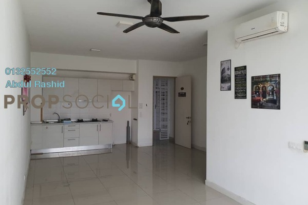 For Sale Apartment at Greenfield Regency, Skudai Freehold Semi Furnished 1R/1B 235k