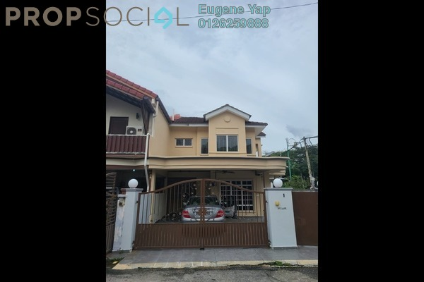 For Sale Terrace at Templer Saujana, Templer's Park Freehold Semi Furnished 4R/5B 1.3m
