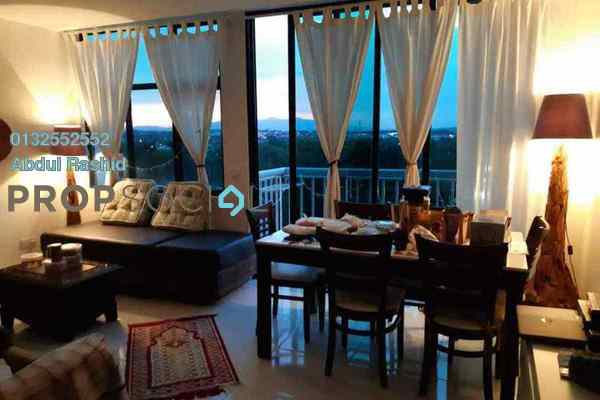 Condominium For Sale in The Sky Executive Suites, Bukit Indah Freehold Fully Furnished 2R/1B 360k