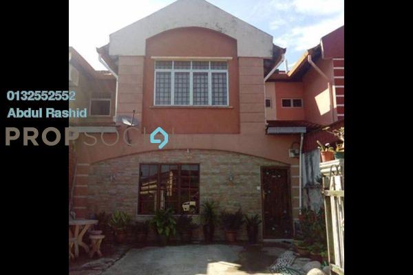 Terrace For Sale in Taman Putri Kulai, Kulai Freehold Unfurnished 3R/4B 418k