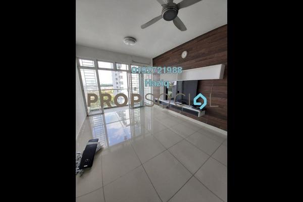 For Sale Condominium at Dwiputra Residences, Putrajaya Freehold Semi Furnished 3R/2B 490k