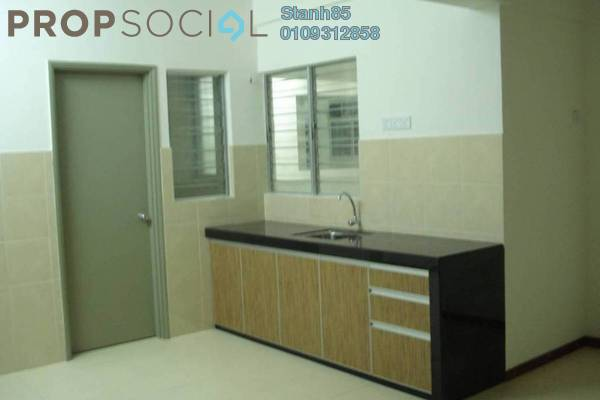 Condominium For Sale in Plaza Medan Putra, Bandar Menjalara Freehold Semi Furnished 3R/2B 330k