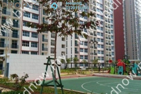 Apartment For Sale in LakeFront Homes, Cyberjaya Freehold Unfurnished 3R/2B 220k