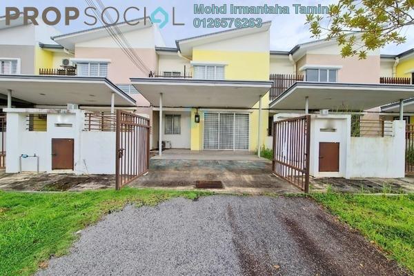Terrace For Sale in Oleander, Bandar Seri Coalfields Freehold semi_furnished 4R/4B 600k