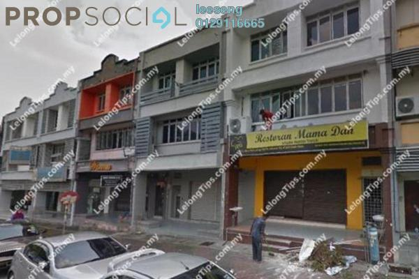 For Sale Shop at Section 13, Shah Alam Freehold Unfurnished 0R/0B 1.09m